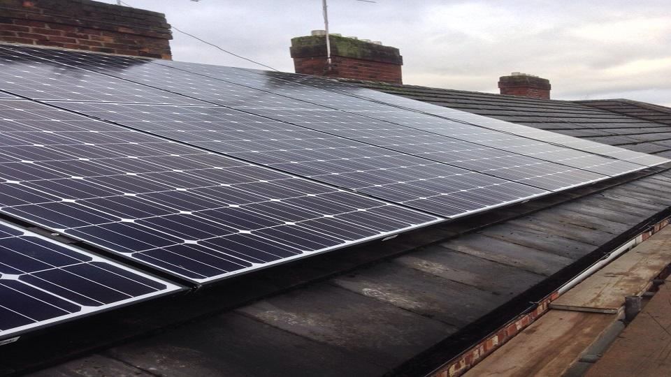 3.42kw Install In Burnage, Manchester