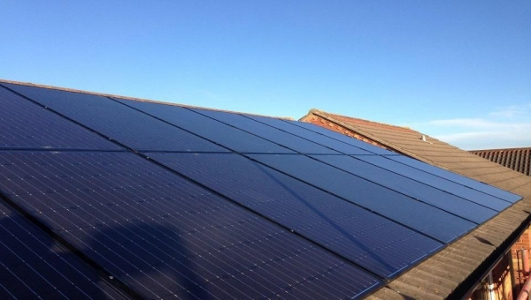 Chester 4kw Solar PV Install