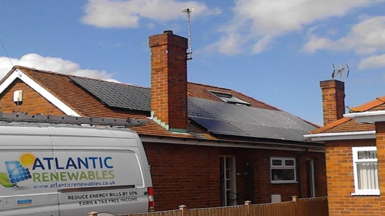 4kw LG Installation In Huntington, Chester