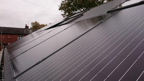 Sale 4kw Pv Install