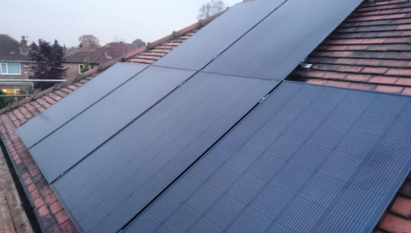 3.6kw Solar PV Install in Sale