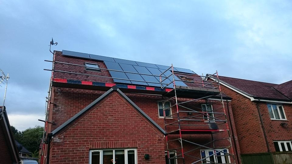 Atlantic Renewables Solar Panels Manchester Woodley