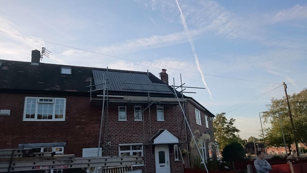 Atlantic Renewables Solar Panels Manchester Newall